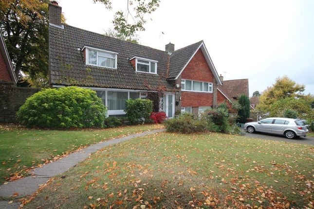 Thumbnail Property to rent in The Ridings, Epsom