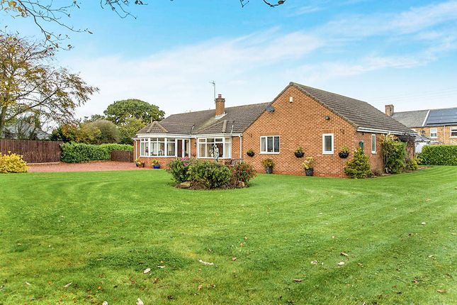 Thumbnail Bungalow for sale in The Grange Grangewood Terrace, Stobswood, Morpeth