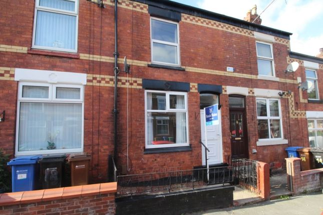 Thumbnail Terraced house to rent in Glebe Street, Stockport