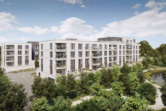 """Thumbnail Flat for sale in """"West Village"""" at Chieftain Road, Longcross, Chertsey"""