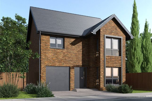 Thumbnail Detached house for sale in Plot 5 - Woodlea, Darnley, Glasgow