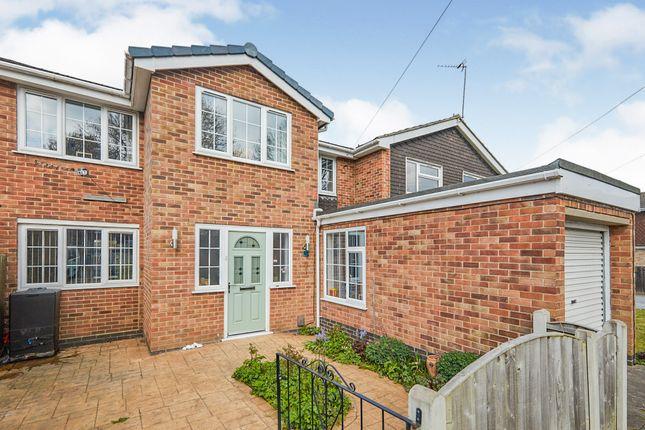 4 bed terraced house for sale in Morningside Close, Shelton Lock, Derby DE24