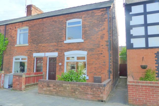 Thumbnail End terrace house to rent in Richmond Street, Mansfield