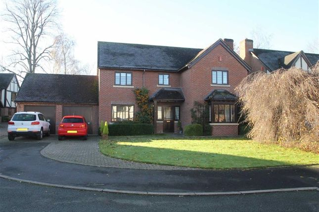 4 bed detached house for sale in Bowbrook Grange, Bowbrook, Shrewsbury