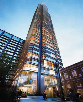 2 bed flat for sale in Principal Tower, City, London EC2A