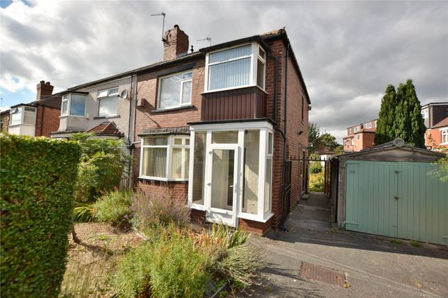 3 bed semi-detached house for sale in Lawrence Crescent, Gipton, Leeds LS8