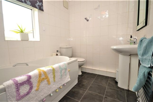 Bathroom of St. Martin, Looe, Cornwall PL13
