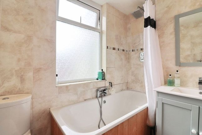 Bathroom of Hazelhurst Road, Worsley, Manchester M28