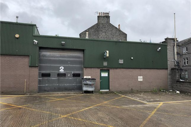 Thumbnail Light industrial to let in Unit 2 Novar Place, Aberdeen