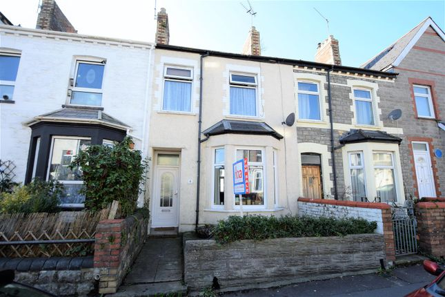 Thumbnail Terraced house for sale in Newlands Street, Barry