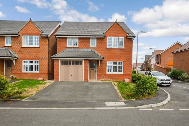 Thumbnail Detached house for sale in River Avenue, Trelewis, Treharris