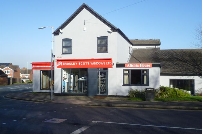 Thumbnail Flat to rent in Watling Street, Two Gates, Tamworth, Staffordshire