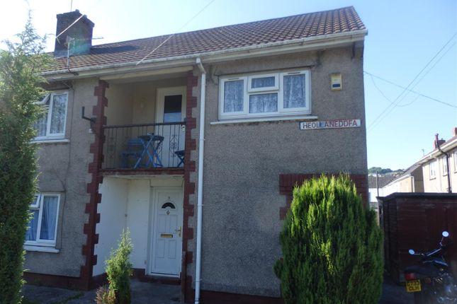 Thumbnail Flat for sale in Heol Aneddfa, Pontyberem, Llanelli