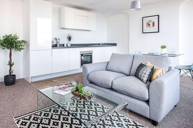 Thumbnail Flat for sale in Belle Vue Terrace, Malvern