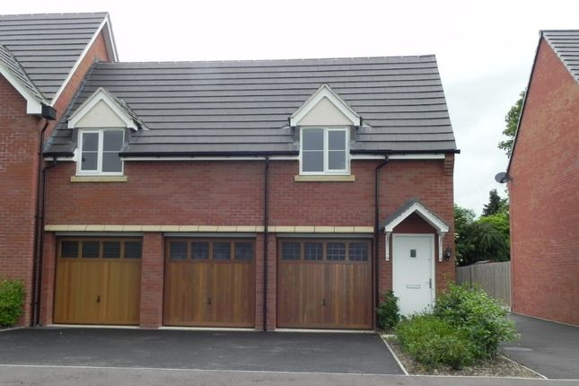 2 bed detached house to rent in Appleyard Close, Uckington GL51