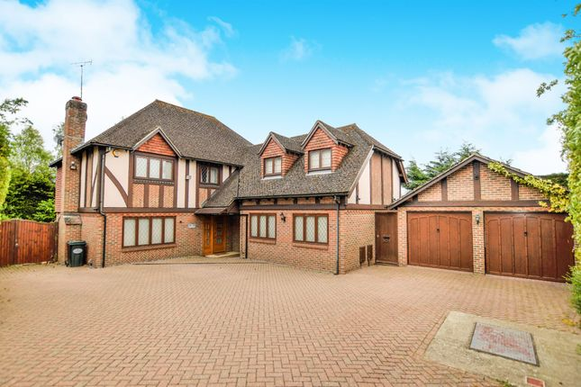 Thumbnail Detached house for sale in Watsons Close, Ashford