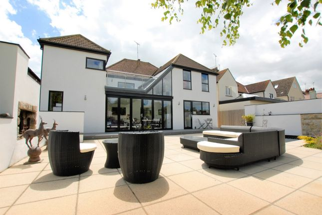 Thumbnail Detached house for sale in Earlsfield Road, Hythe