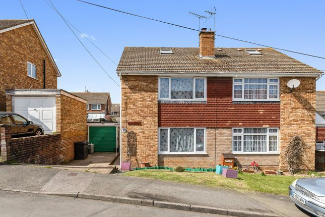 3 bed semi-detached house for sale in The Close, Lydden, Dover CT15