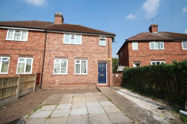 Thumbnail Detached house to rent in Clift Crescent, Wellington, Telford