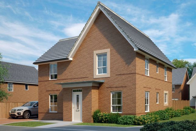 "Thumbnail Detached house for sale in ""Lincoln"" at Melton Road, Edwalton, Nottingham"