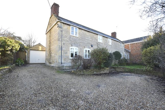 Thumbnail Link-detached house for sale in Station Road, Bishops Cleeve, Cheltenham, Gloucestershire
