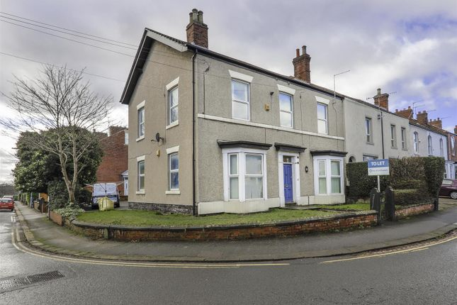 Thumbnail Flat to rent in Cross Street, Chesterfield