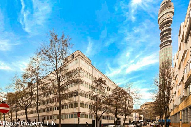 Thumbnail Flat for sale in Holcroft Court, Clipstone Street, London