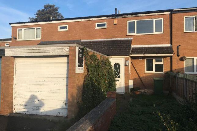Thumbnail Terraced house for sale in Burnside, Brookside, Telford, Shropshire.