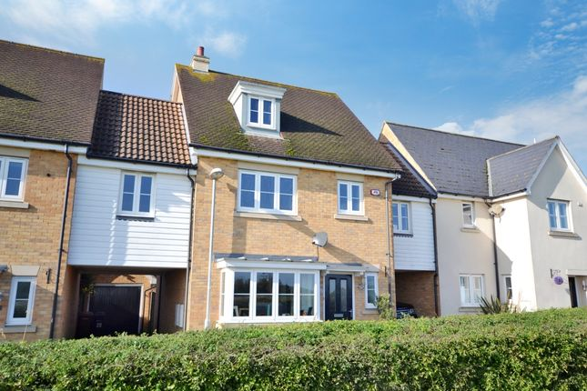 Thumbnail Semi-detached house for sale in Ratcliffe Gate, Springfield, Chelmsford