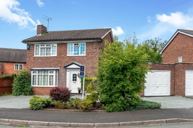 4 bed detached house for sale in Bridge Close, Weston, Stafford