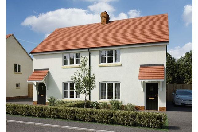 Thumbnail Semi-detached house for sale in Downs Close, Broughton