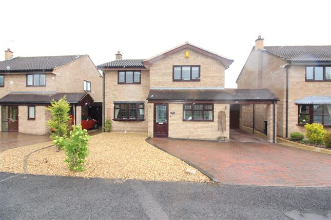 Thumbnail Detached house for sale in Oakdale, Clayton, Newcastle-Under-Lyme