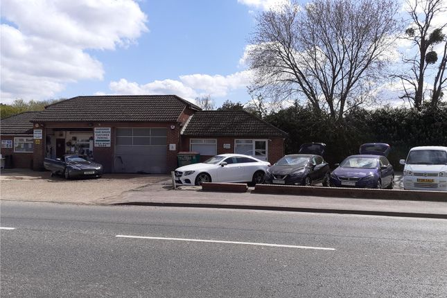 Thumbnail Warehouse for sale in Former Avis/Budget Rental, Southampton Road, Eastleigh, Hampshire