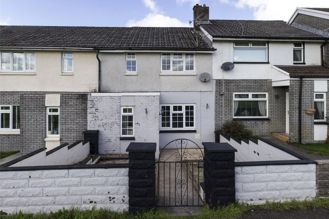 Thumbnail Terraced house for sale in Primrose Close, Pant, Merthyr Tydfil