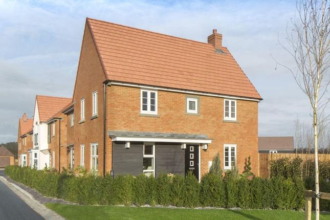 "Thumbnail Semi-detached house for sale in ""Hadley"" at Appleton Drive, Basingstoke"