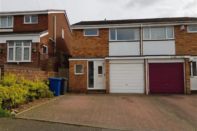 Manor Rise, Burntwood WS7