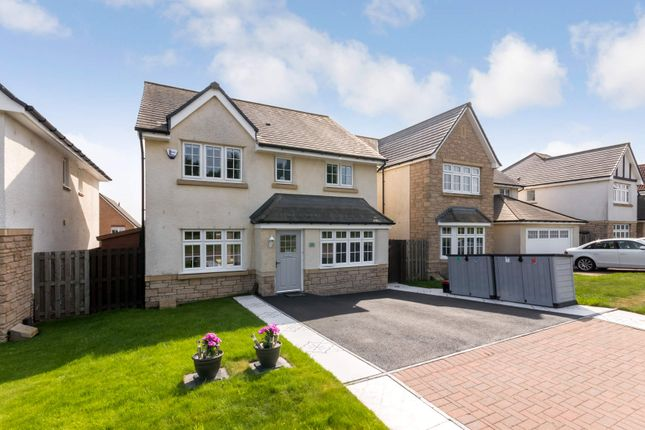 Thumbnail Detached house for sale in 16 Middlebank Crescent, Dunfermline