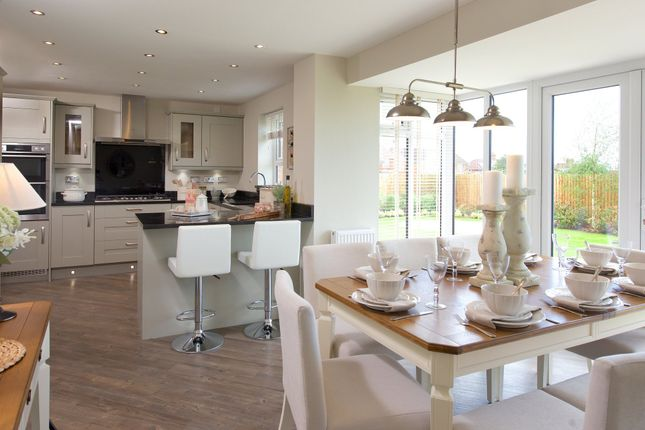 "Thumbnail Detached house for sale in ""Bradgate"" at Lightfoot Lane, Fulwood, Preston"