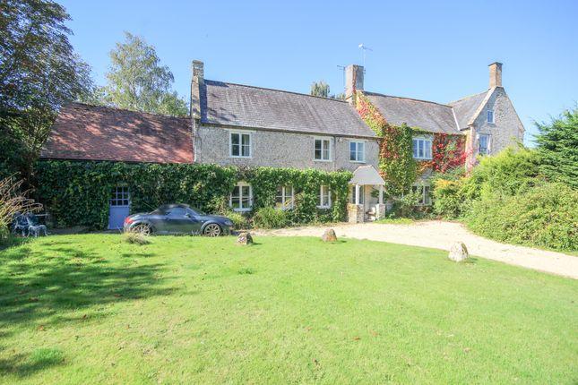 Thumbnail Farmhouse for sale in Old Marston House, Rimpton Rd, Marston Magna