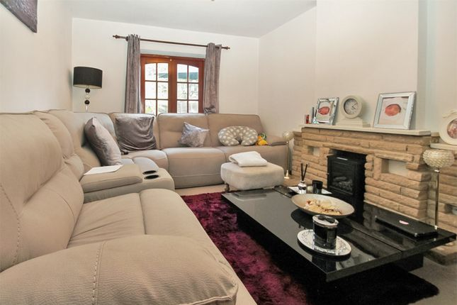 Thumbnail Terraced house to rent in Rutters Close, West Drayton, Middlesex