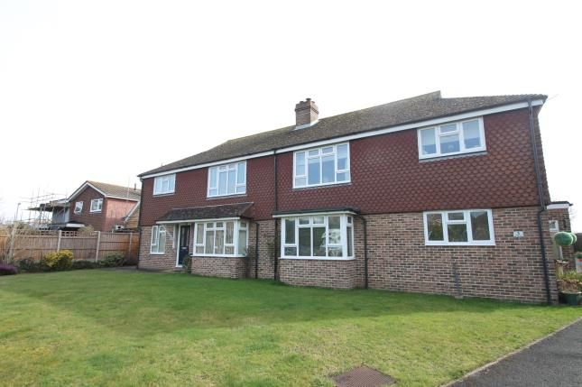 Thumbnail Flat for sale in Kerwood Court, Crooked Lane, West Sussex
