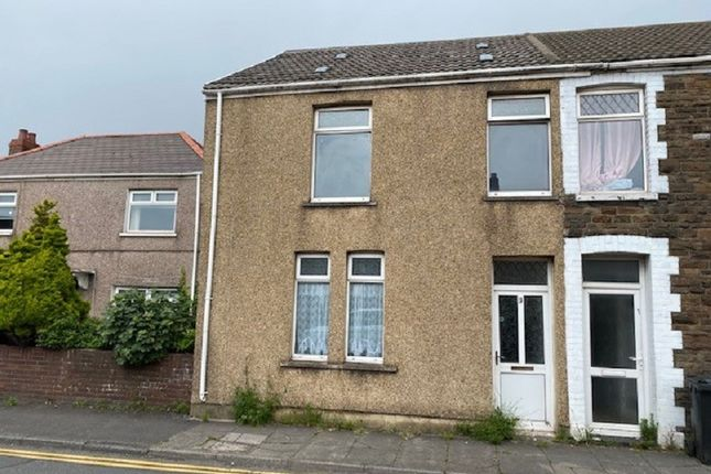 Thumbnail Semi-detached house for sale in Corporation Road, Port Talbot, Neath Port Talbot.
