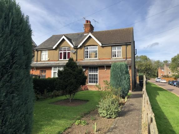Thumbnail Semi-detached house for sale in Green Street, Stevenage, Hertfordshire, England