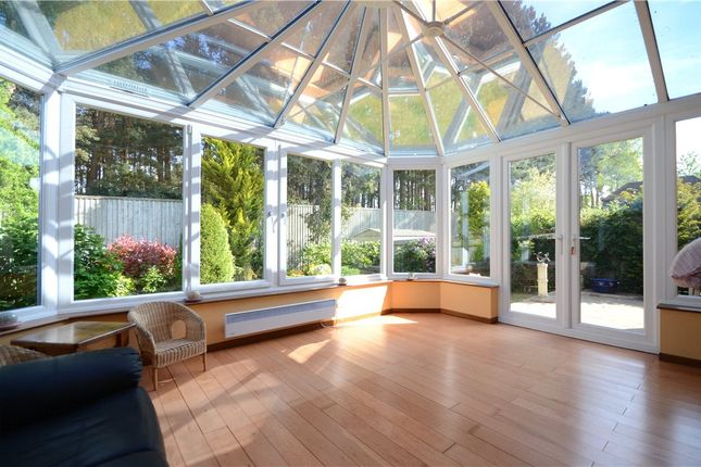 Conservatory of Ramsdell Road, Elvetham Heath, Hampshire GU51