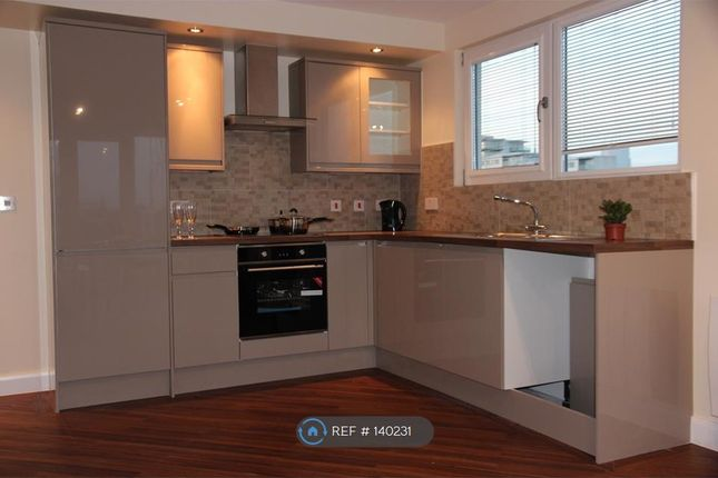 Thumbnail Flat to rent in Prince Regent Road, London