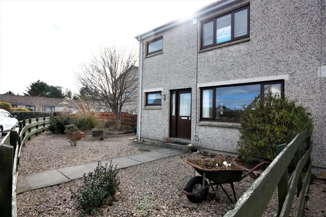 Thumbnail Semi-detached house for sale in Muirfield Drive, Brora, Sutherland