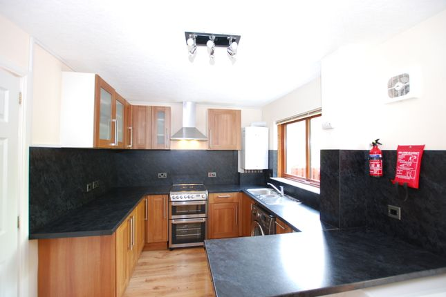 Thumbnail Maisonette to rent in Woodlands View, Inverness