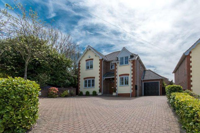 Thumbnail Detached house for sale in Hillfield Road, Hemel Hempstead