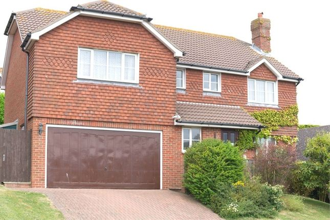 Thumbnail Detached house for sale in Duchess Drive, Seaford, East Sussex