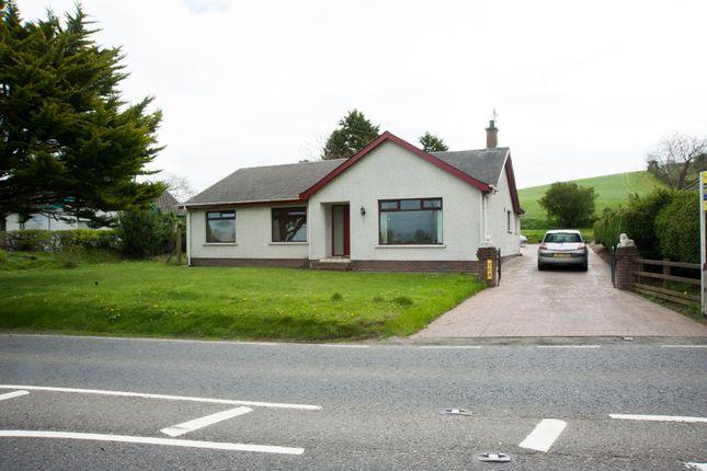Thumbnail Detached bungalow for sale in Ballydugan Road, Seaforde, Downpatrick